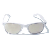 Diffraction Glasses - Lovestruck, Heart Effect (White) - WonkiWear