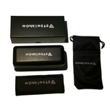 Diffraction Glasses - Supernova, Mindbending Effect (Black) - WonkiWear