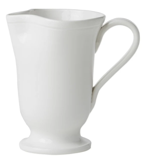 Vietri Fresh Pitcher