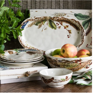 Juliska Forrest Walk Serving Bowl