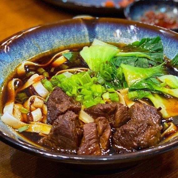 BigBrand Wagyu Beef Noodle | 大牌和牛牛肉面 (Better than Taiwan Local Beef Noodle)-BigBrand Satay | 大牌沙爹