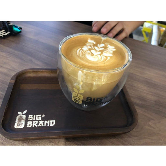 Heart Blend Americano (Double Shot)-BigBrand Satay | 大牌沙爹