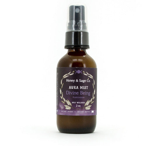 Natural Face toner / body mist:  divine being 2oz