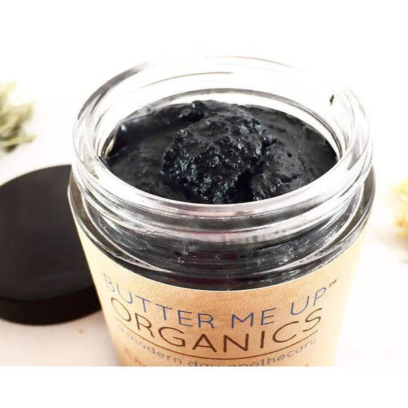 Organic Activated Charcoal Toothpaste 2 oz