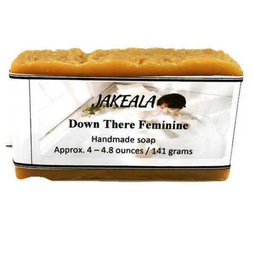 Feminine Bar Soap Women