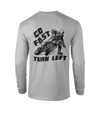 Go Fast Turn Left T-shirt