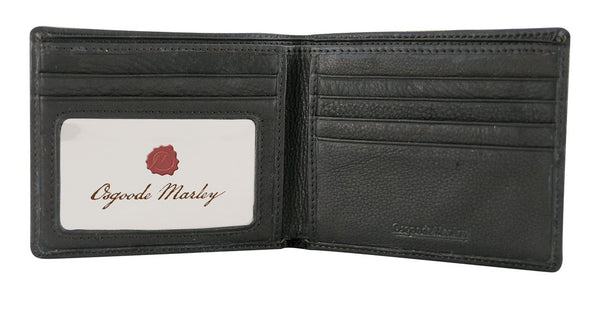 Osgoode Marley Cashmere Leather ID Thinfold Wallet