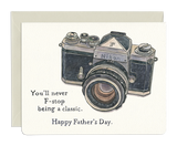 Father's Day Greeting Cards by Gotamago