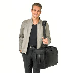 Briggs & Riley Convertible Duffel Backpack