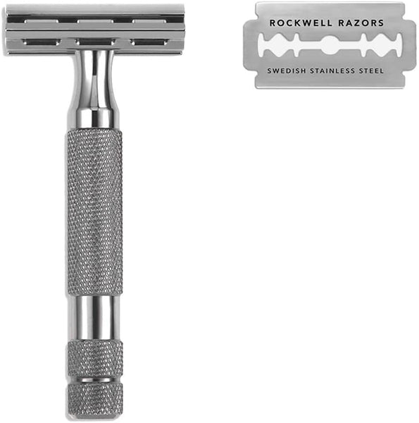 Rockwell 2C Double Edged Safety Razor