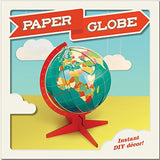 Paper Globe by Chronicle Books