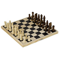 Wooden Chess by ToysPure