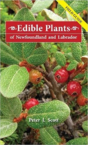 Edible Plants of Newfoundland and Labrador - Peter J. Scott