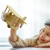Build Your Own Wooden Model Kits