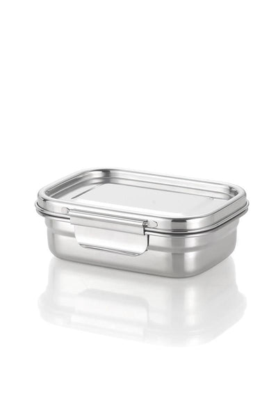 Minimal Stainless Steel Lunch Box