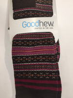 Goodhew Women's Fun Isle Lifestyle Socks