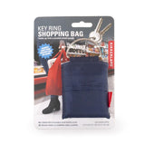 Kikkerland Key Ring Shopping Bag