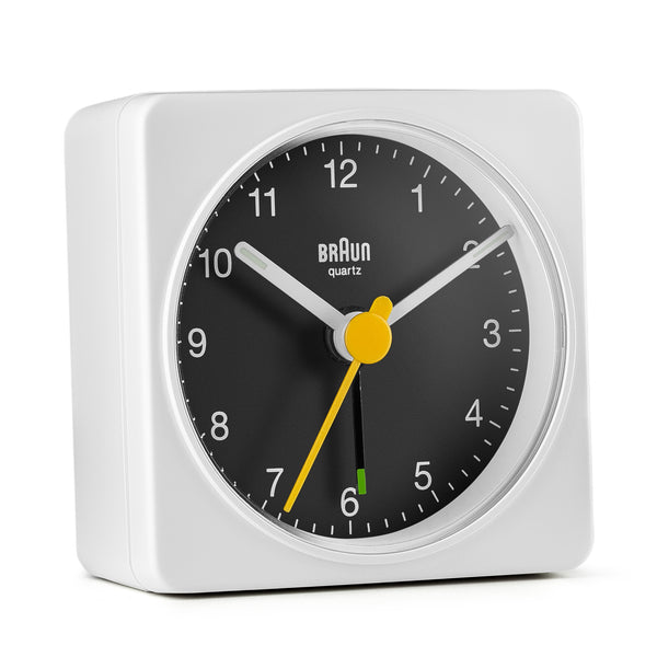 Braun Classic Travel Alarm Clock