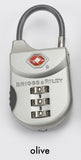 Briggs & Riley TSA Combination Lock