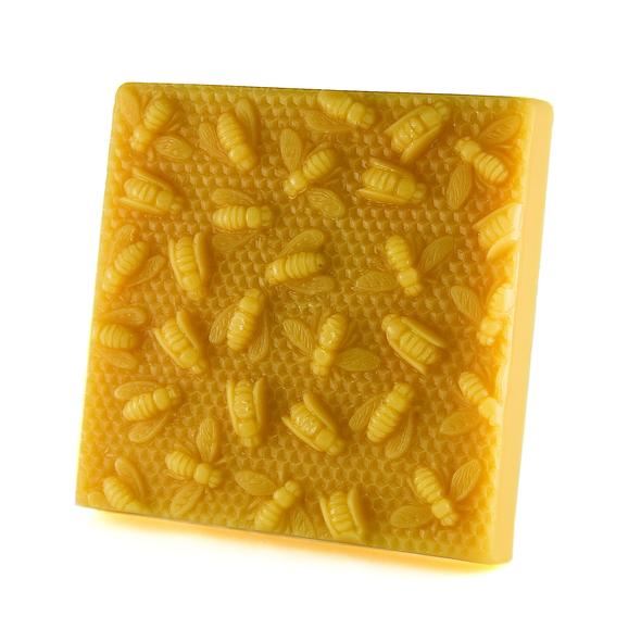 Honey Candles 1lb Beeswax Block