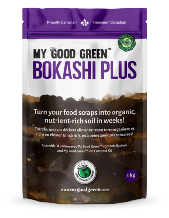 My Good Green Earth Bokashi Plus Culture Mix for Composting