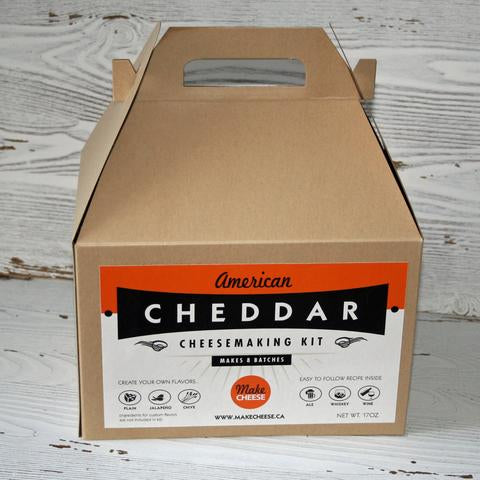 Make Cheese Cheese Making Kits