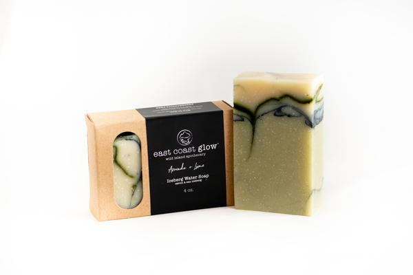 East Coast Glow Iceberg Water Soap