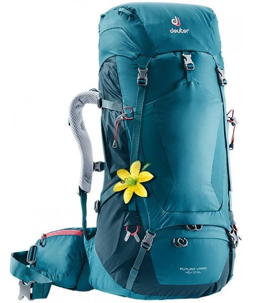 Deuter Futura Vario 45L+10L SL Backpack Women's Fit
