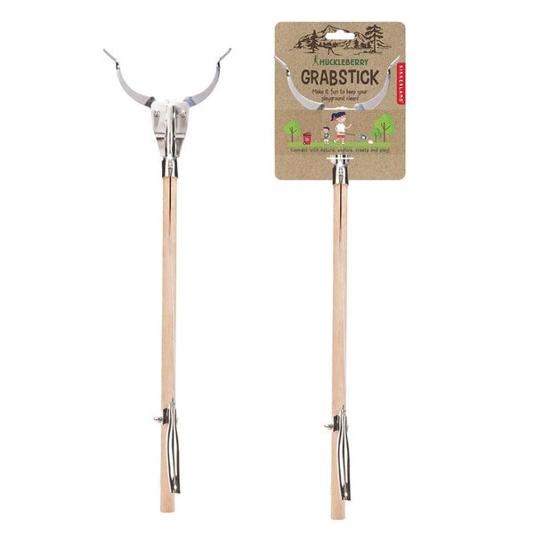 Kikkerland Huckleberry Grab Stick