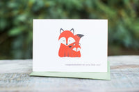 New Baby Greeting Cards by Halifax Paper Hearts