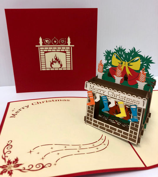 HanHan Holiday Pop Up Cards