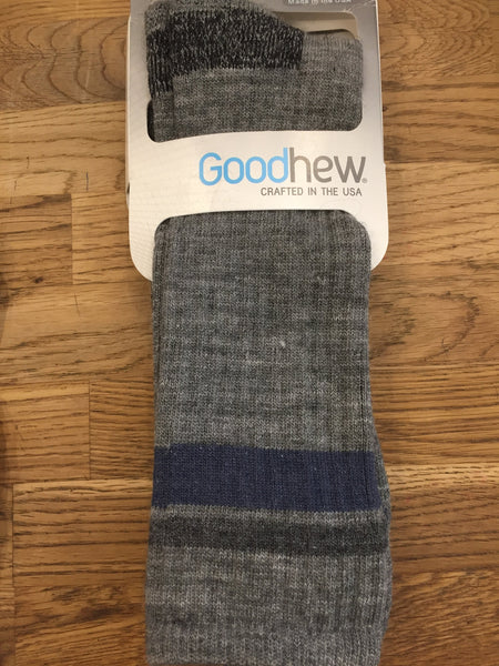 Goodhew Men's Hudson Bay Lambswool Alpaca Socks