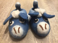Hamro Village Kids Felted Shoes