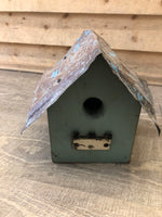 Born In A Barn Reclaimed Wood Bird Houses and Bat Boxes