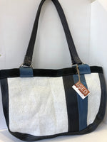U.S.E.D. Recycled Seat Belt Totes