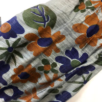 Marigold Collective Silk and Linen Scarves