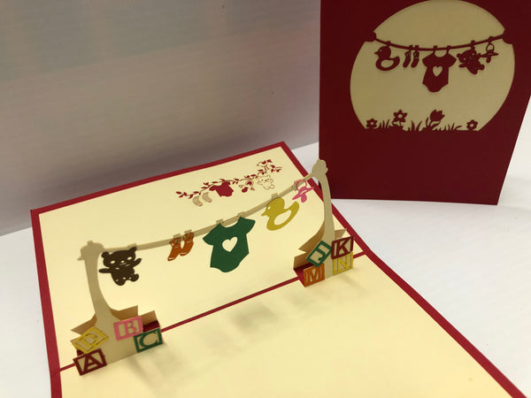 HanHan Pop Up Cards