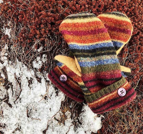 ReMitts Recycled Wool Mitts