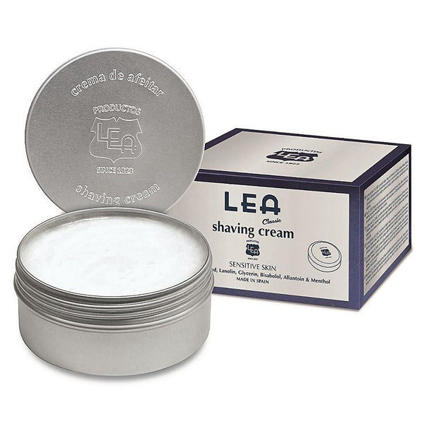 LEA Classic Sensitive Skin Shaving Cream