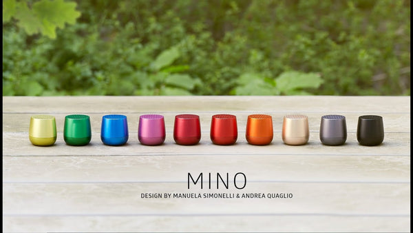 Lexon Mino Portable Bluetooth Speaker