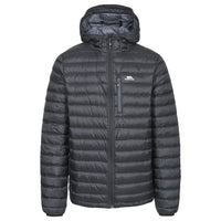 Trespass Men's Hooded Down Packaway Jacket