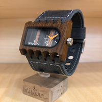 Mistura Artistic Watches Handmade from Natural Materials