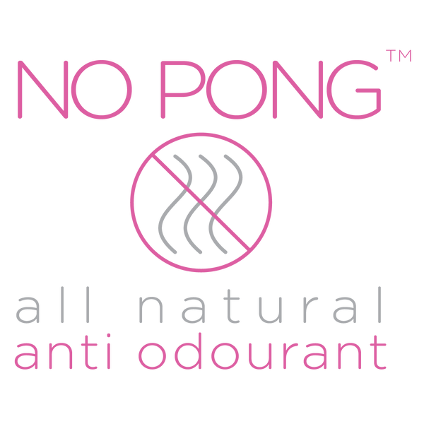 No Pong All Natural Deodorant