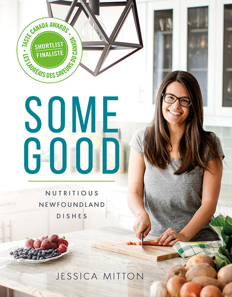 Some Good - Jessica Mitton -Cookbook
