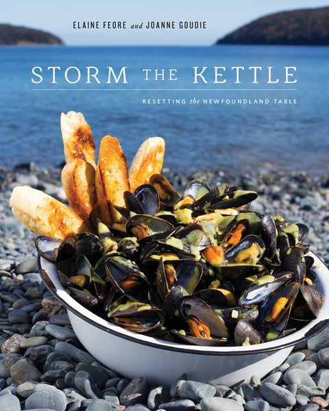 STORM THE KETTLE: Resetting the Newfoundland Table