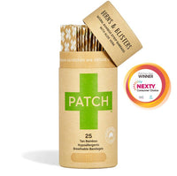 PATCH NATURAL WOUND CARE Hypoallergenic Adhesive Strips