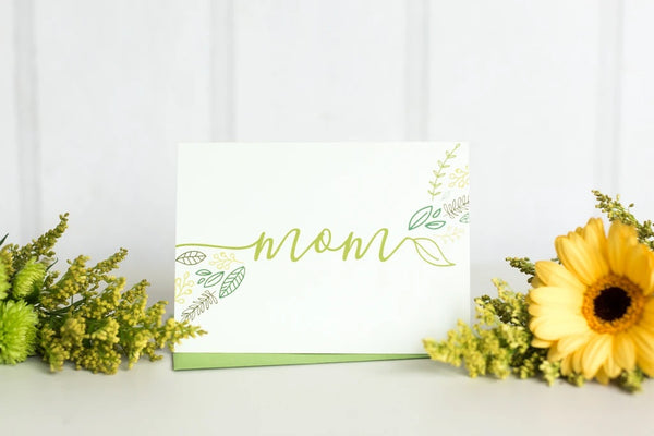 Mother's Day Greeting Cards by Halifax Paper Hearts