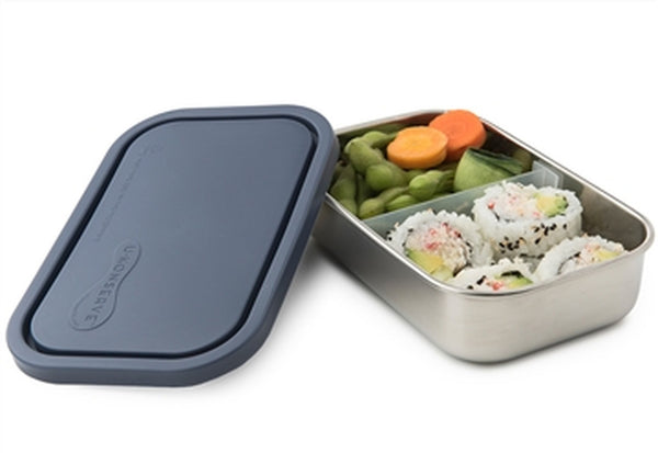 U-KONSERVE Divided Rectangle Containers