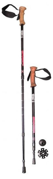Wonka Trekker Poles (Set of 2), Telescopic