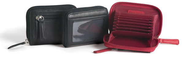 Osgoode Marley RFID Leather Accordion Wallet